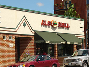 Al's Grill in Oak Park, Illinois
