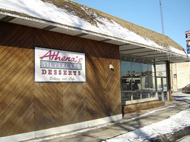 Athena's Desserts in Forest Park, Illinois