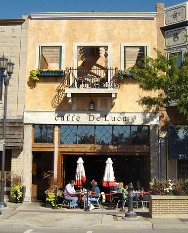 caffe De Luca in Forest Park, Illinois