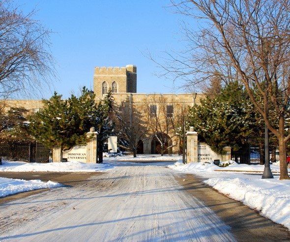 Dominican University in River Forest, Illinois