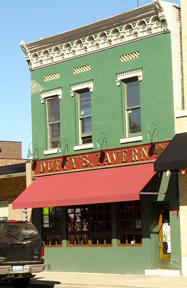 Duffy's Tavern in Forest Park, Illinois