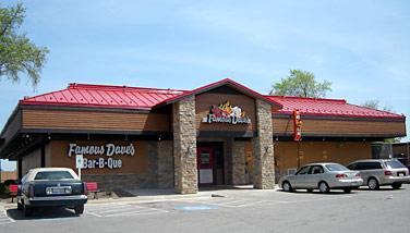 Famous Dave's in North Riverside, Illinois