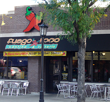 Fuego Loco in Oak Park, Illinois