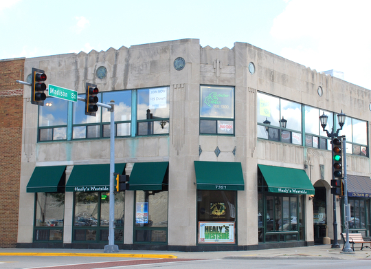 Healy's Westside in Forest Park, Illinois