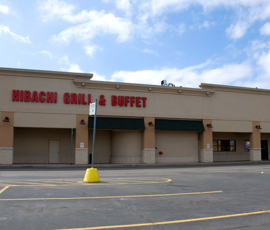 Hibachi Grill in Forest Park, Illinois