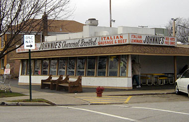Johnnie's Beef in Elmwood Park, Illinois
