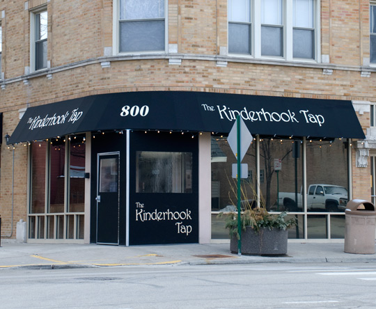Kinderhook Tap in Oak Park, Illinois