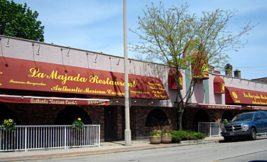 La Majada Restaurant in Oak Park, Illinois