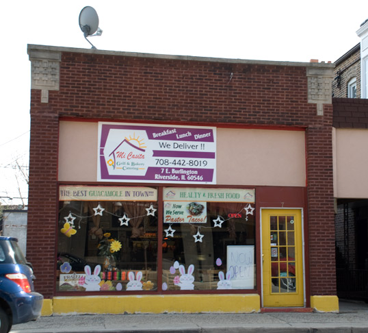 Mi Casita Grill & Bakery in Riverside, Illinois