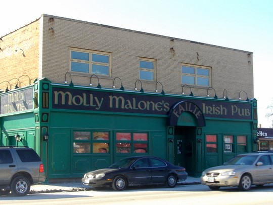 Molly Malone's Irish Pub in Forest Park, Illinois