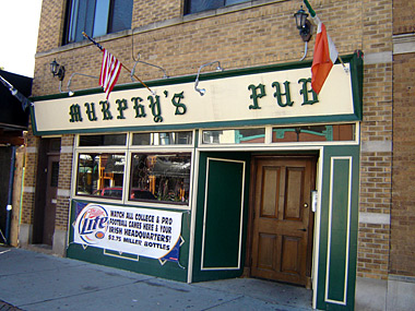 Murphy's Pub in Forest Park, Illinois