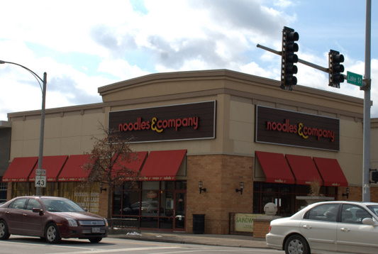 Noodles & Company in River Forest, Illinois