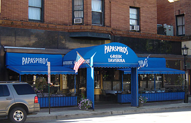 Papaspiros in Oak Park, Illinois