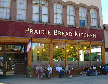 Prairie Bread Kitchen in Oak Park, Illinois