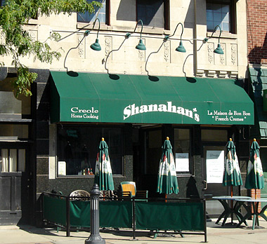 Shanahan's in Forest Park, Illinois