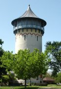Water Tower in Riverside, IL